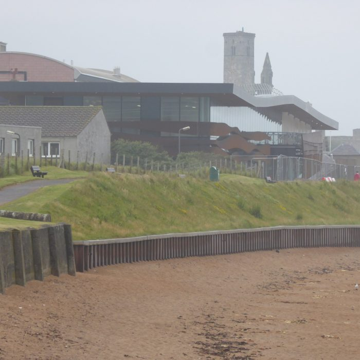 View of Scottish Oceans Institute
